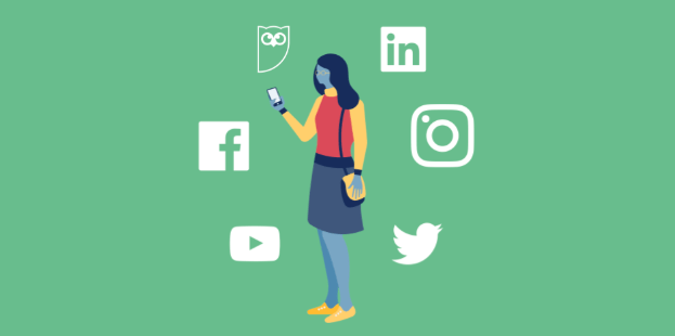 Get Feedback and Build up Social Media with a Landing Page
