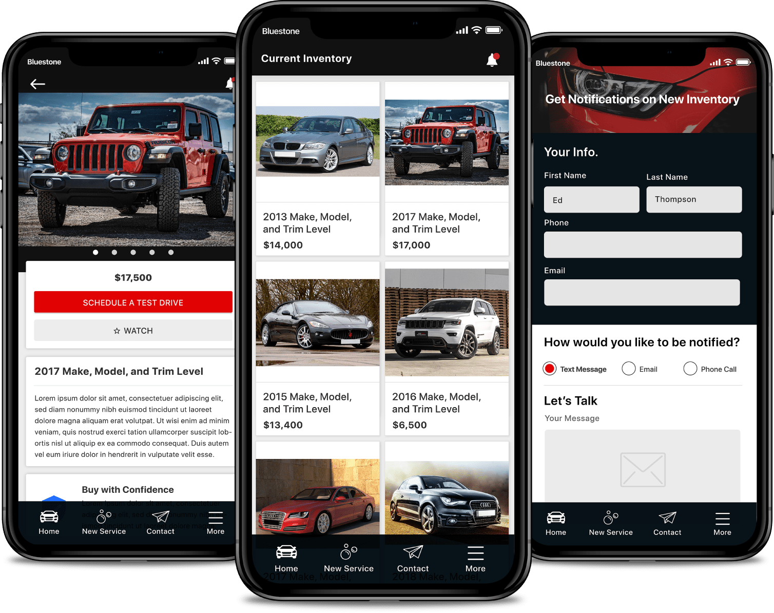 used-car-sales-car-inventory-car-profile-and-new-car-notifications-app-screens