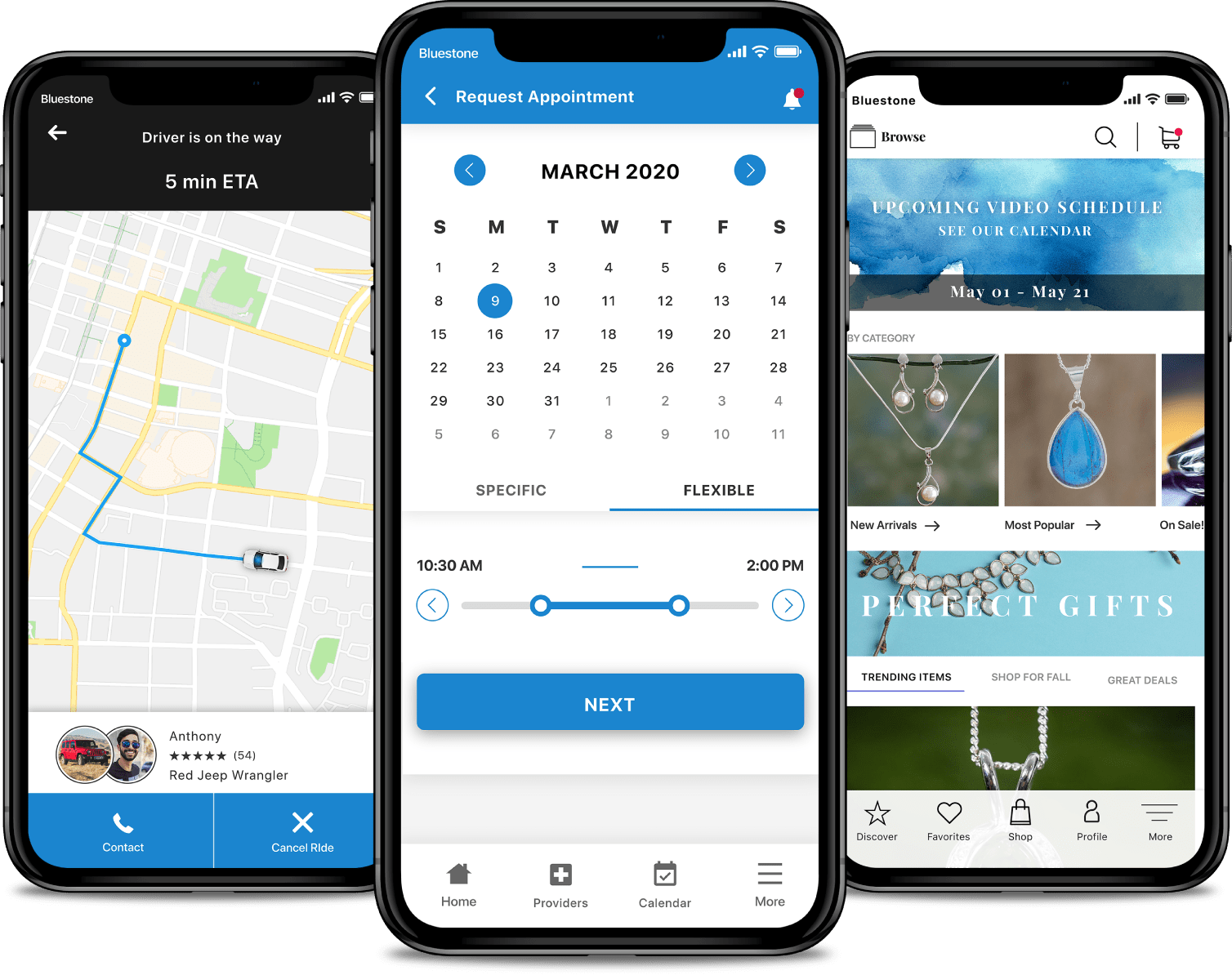 professional-app-appointments-maps-and-online-store-app-screens