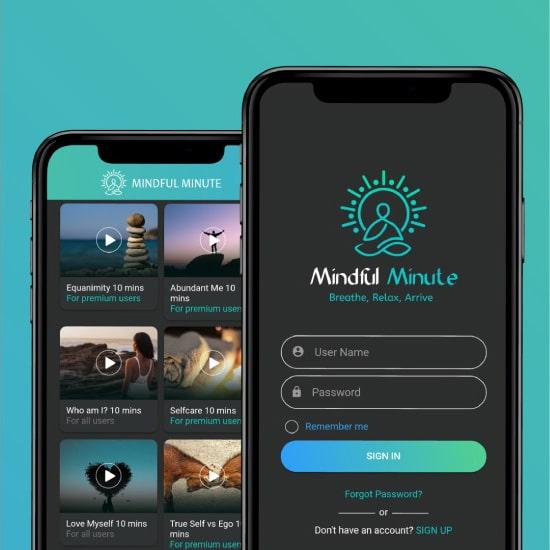 portfolio-mindful-minute